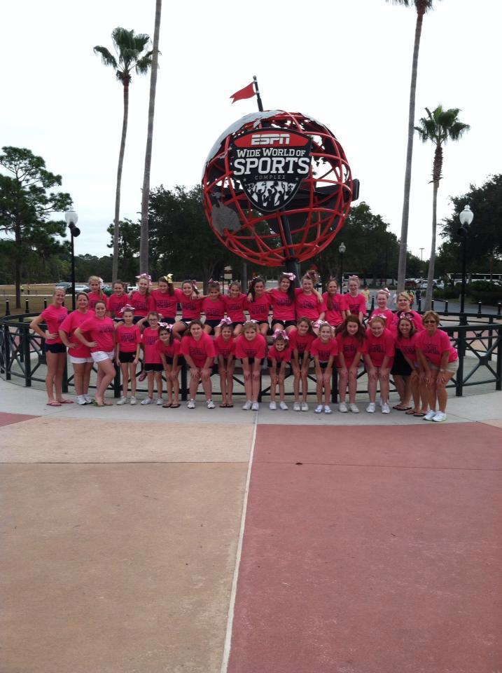 Cheer Disney