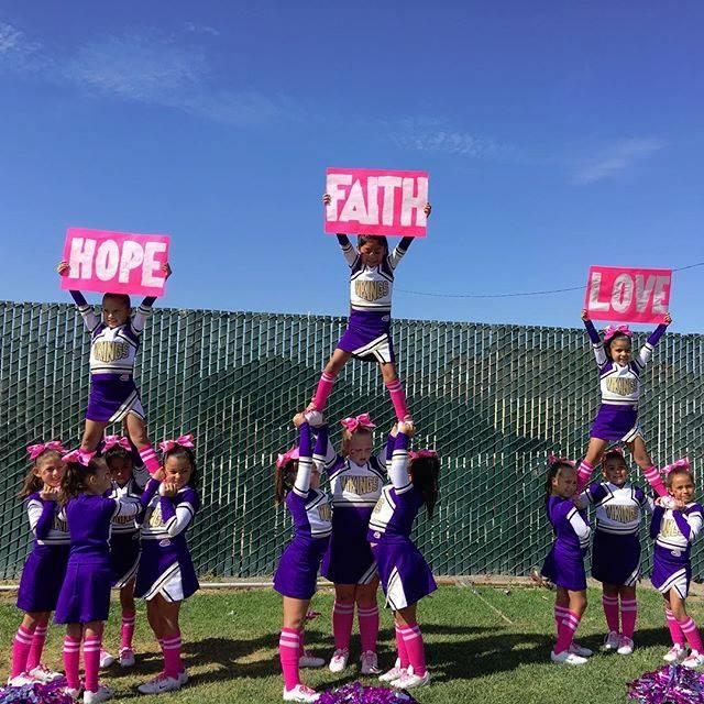 Cheer Stunt 1